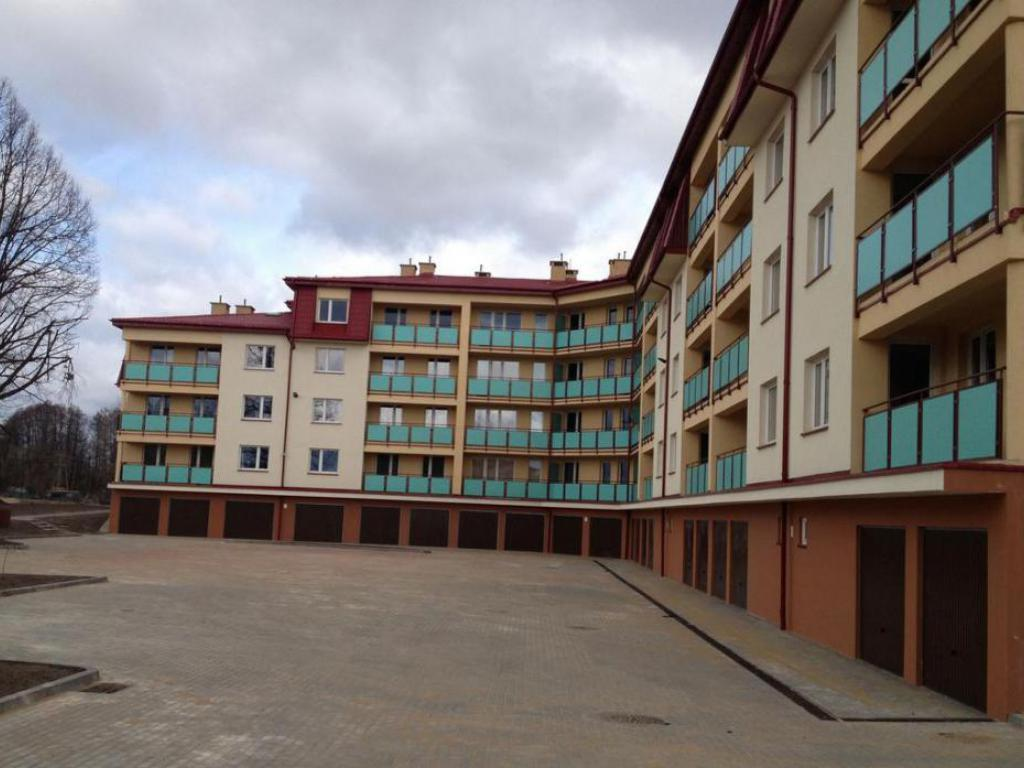 mieszkania Ełcka 24 - Orzysz