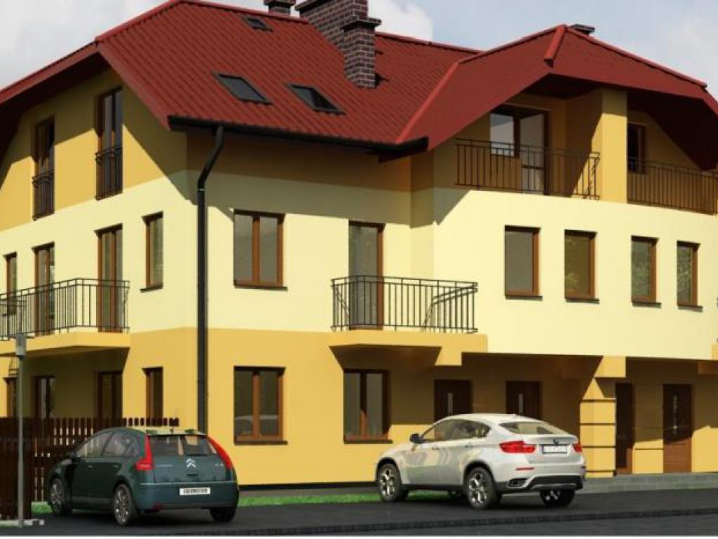 domy Osiedle Bielany