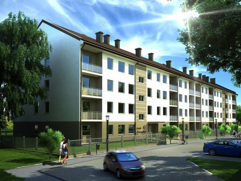 mieszkania Osiedle Paderewskiego