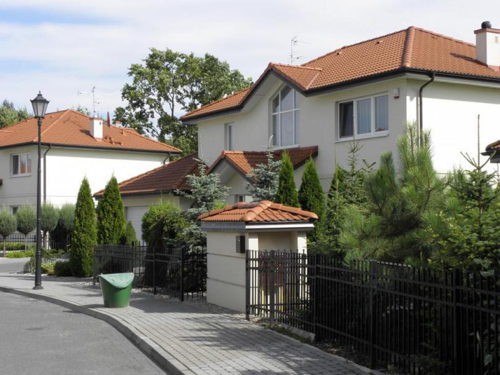 domy Osiedle Kampinos