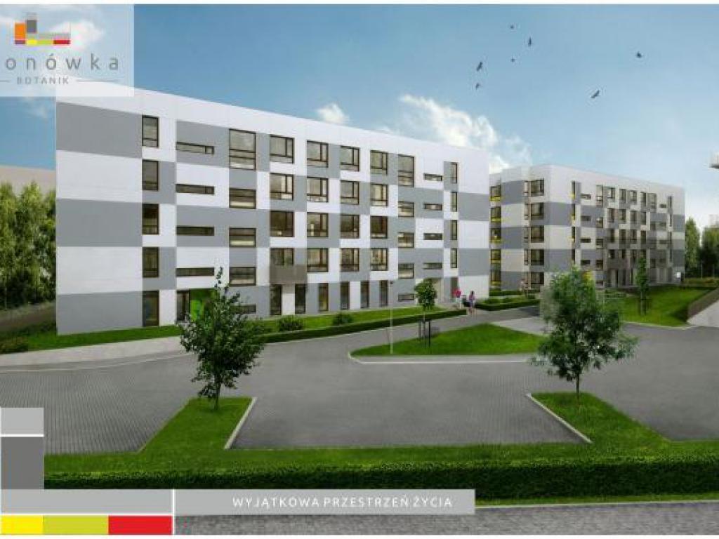 mieszkania Osiedle Leonówka Budynek 3 i 4