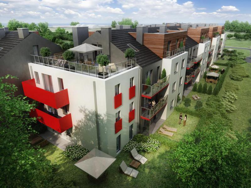 nowe mieszkania - Śliwowa NOVA - fot.1