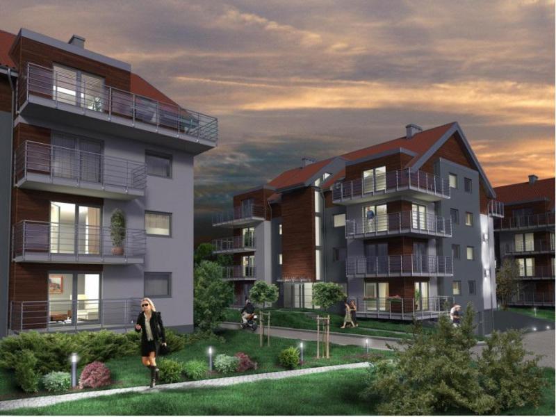 nowe mieszkania - Zielone Patio - fot.1
