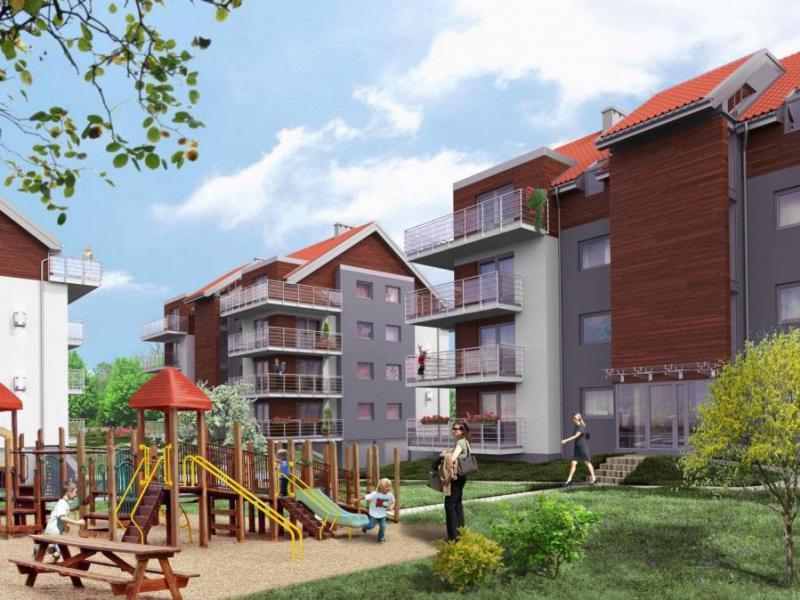 nowe mieszkania - Zielone Patio - fot.2