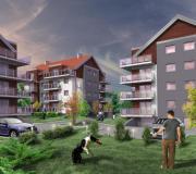 Zielone Patio - atrakcyjne mieszkania - Gdańsk