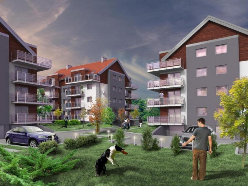 nowe mieszkania - Zielone Patio - fot.0