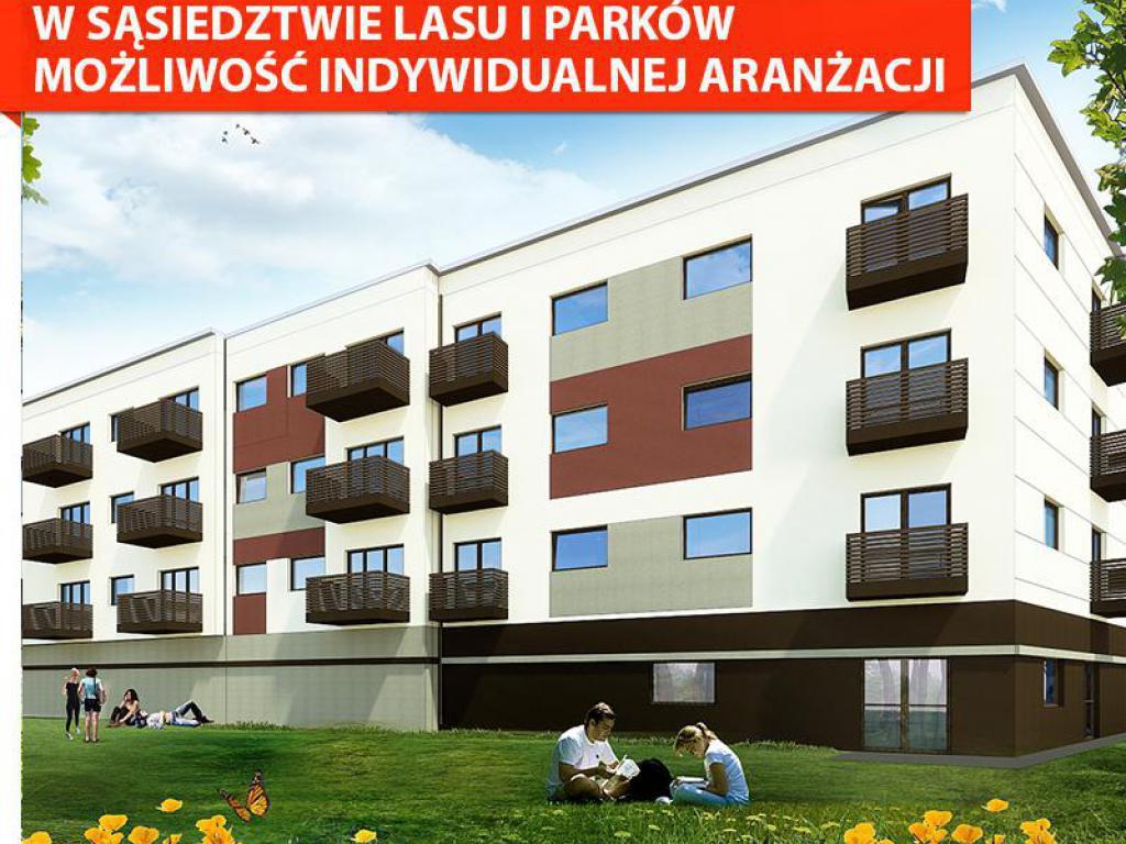 nowe mieszkania - Murapol - Apartamenty Przy Parku - nowe mieszkanie już od 459 zł/miesięcznie - fot.0