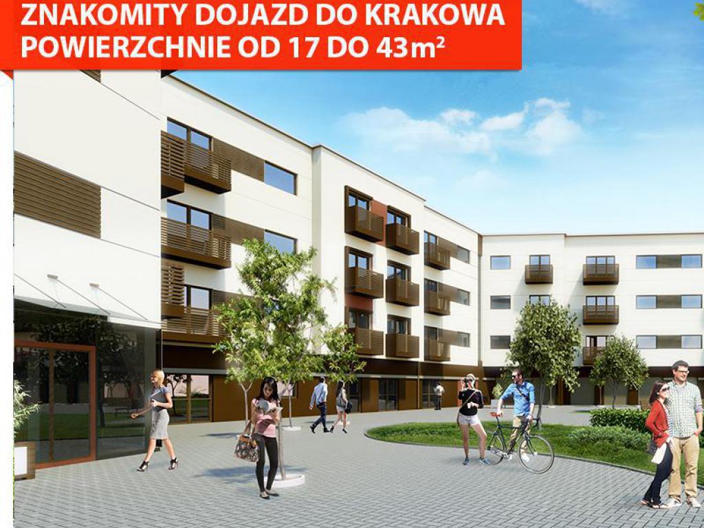 nowe mieszkania - Murapol - Apartamenty Przy Parku - nowe mieszkanie już od 459 zł/miesięcznie - fot.1