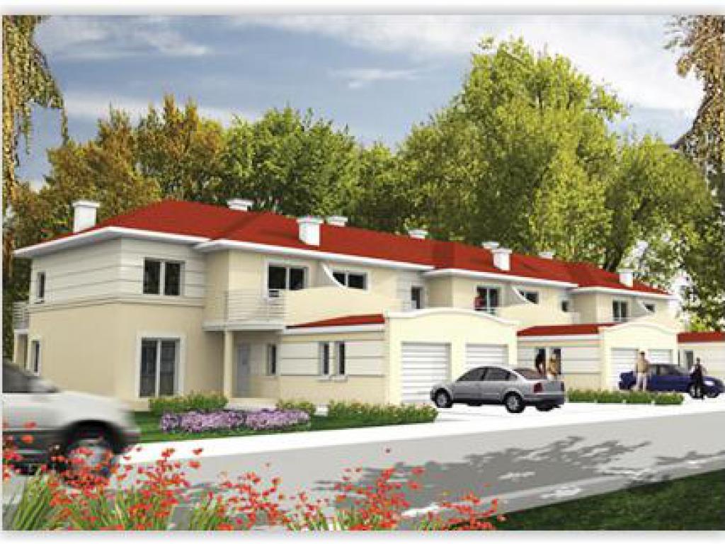 domy Osiedle Park Agat