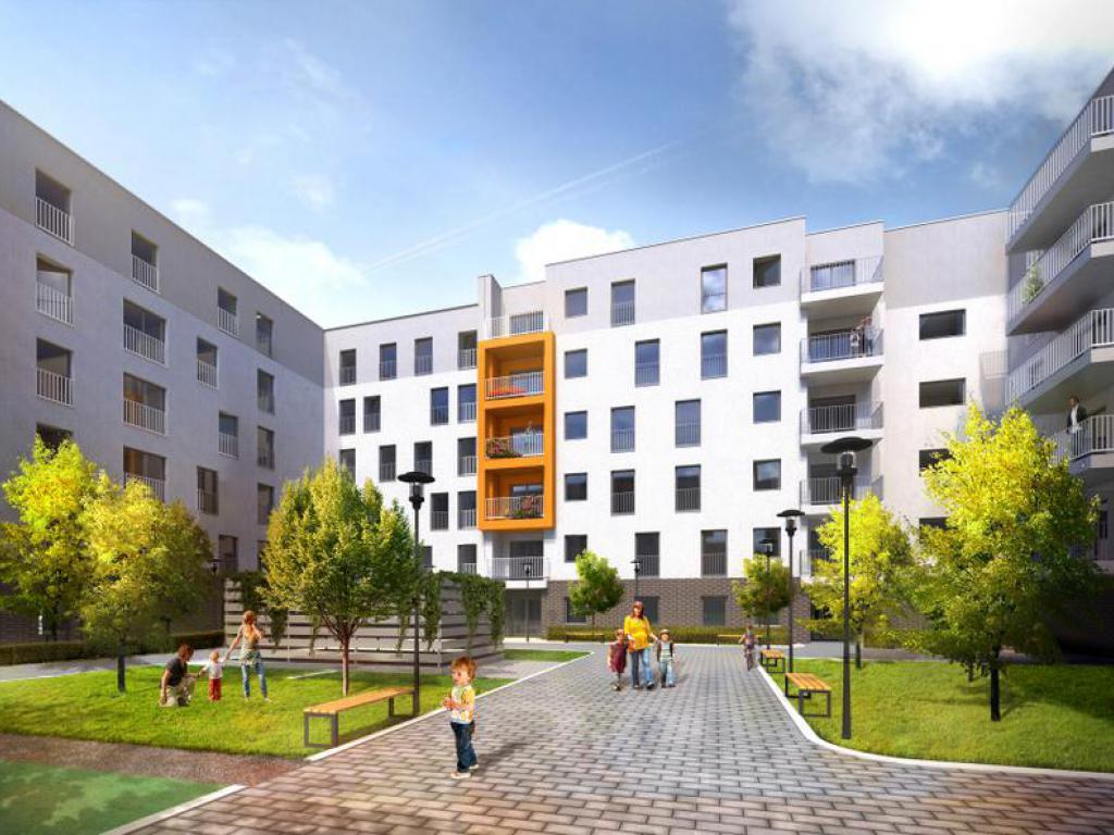 nowe mieszkania - Wilczak 20 etap II - fot.2