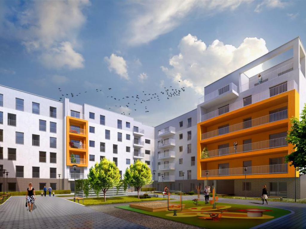 nowe mieszkania - Wilczak 20 etap II - fot.1