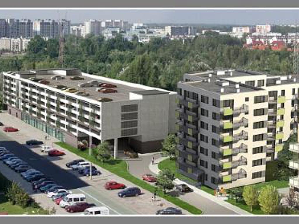 mieszkania Zespół Mieszkaniowy Kamińskiego róg Myśliborskiej