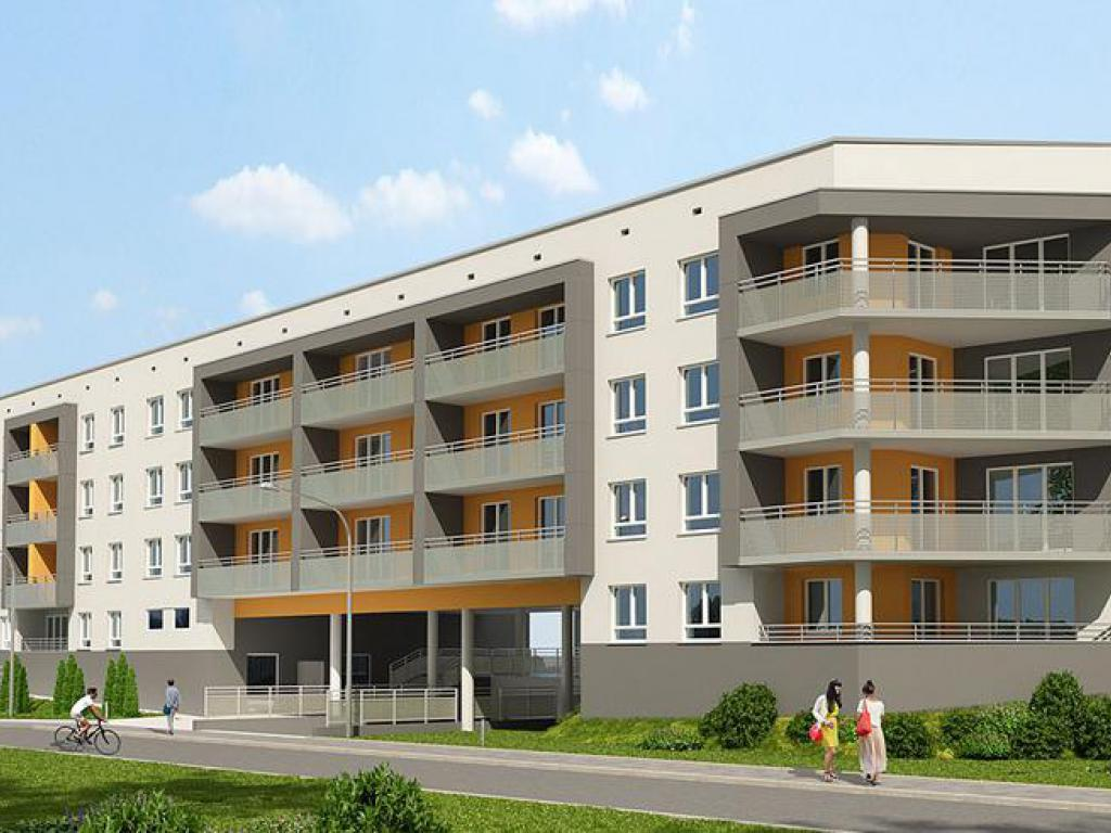 mieszkania Kminkowa I