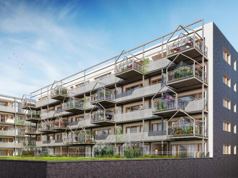 nowe mieszkania - lokale - Evergreen 365 - fot.3