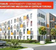 Murapol - Apartamenty Staromiejskie - nowe mieszkanie już od 531 zł/miesięcznie - nowe - Bydgoszcz