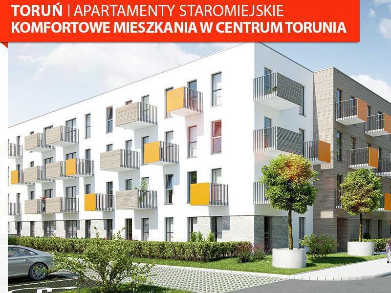 nowe mieszkania - Murapol - Apartamenty Staromiejskie - nowe mieszkanie już od 531 zł/miesięcznie - fot.0