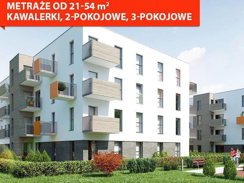 nowe mieszkania - Murapol - Apartamenty Staromiejskie - nowe mieszkanie już od 531 zł/miesięcznie - fot.1