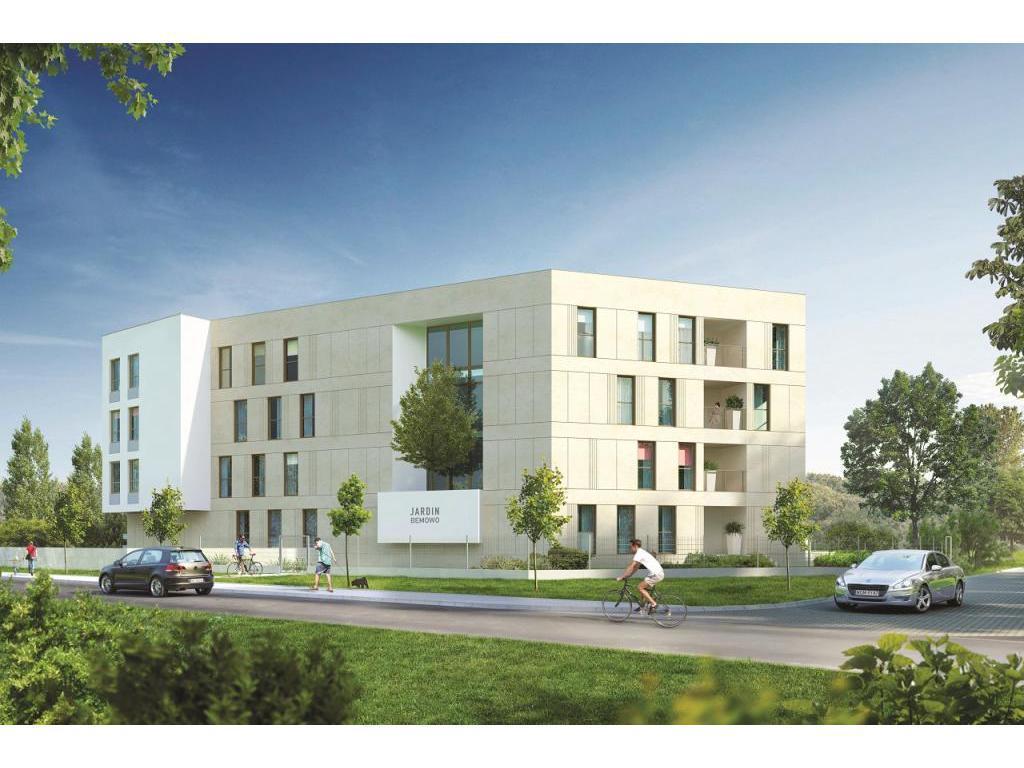 Jardin bemowo bouygues immobilier polska mieszkanie for Jardin immobilier