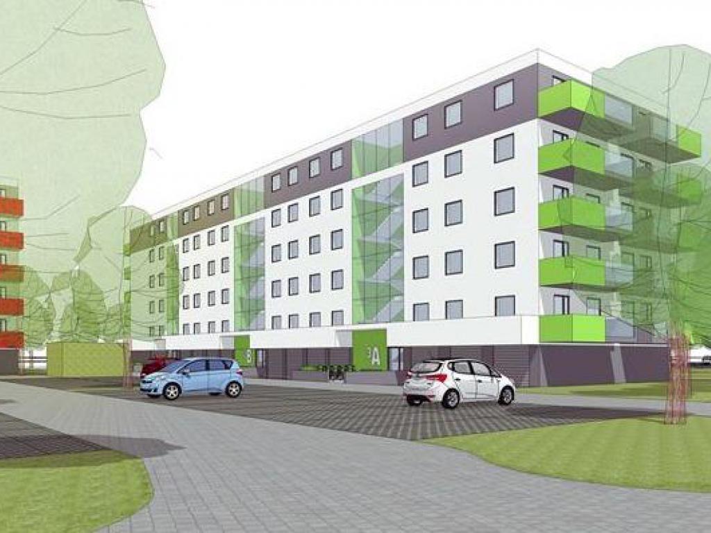 nowe mieszkania - Września - fot.0