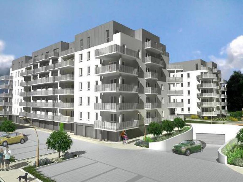 mieszkania Obywatelska - Etap A