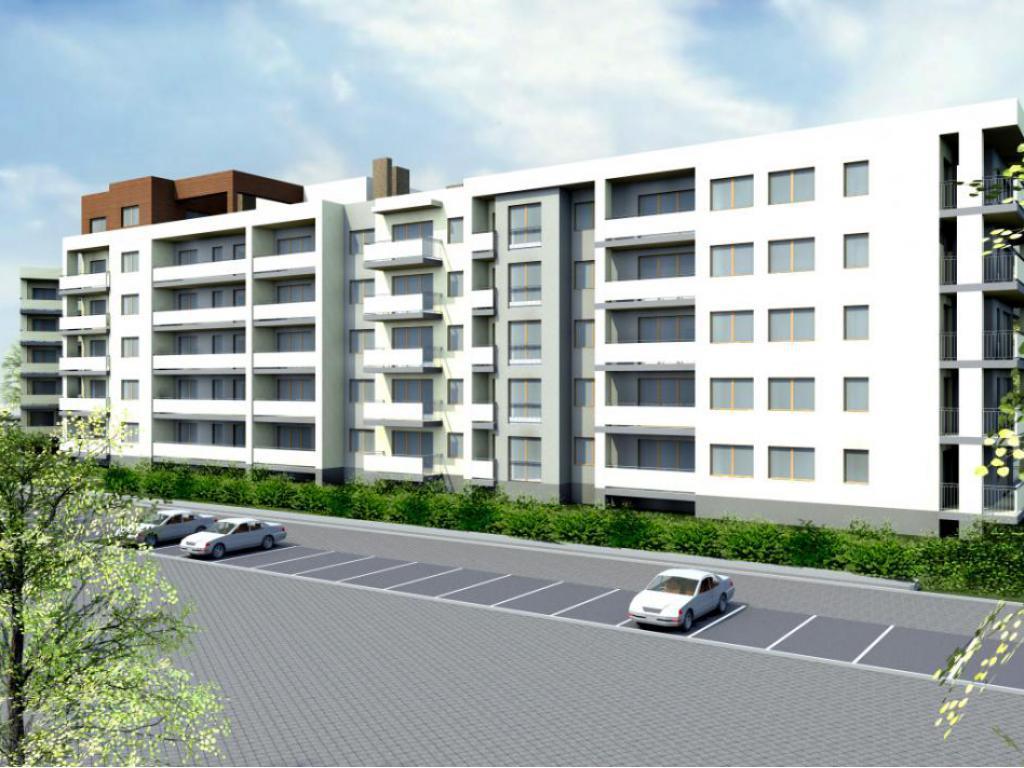 nowe mieszkania - Reduta Nowe Podolany - fot.2