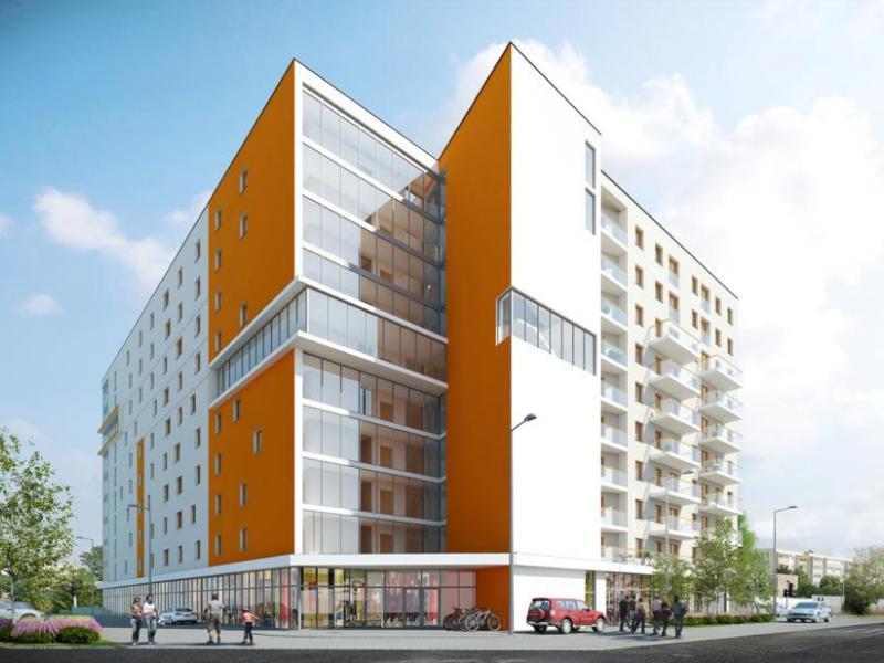 nowe mieszkania - lokale - Nowe Piątkowo - fot.1