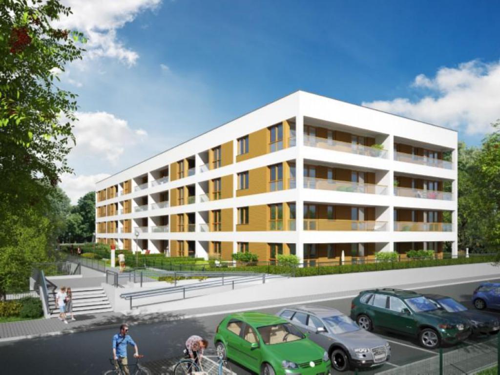 mieszkania Zielone Zacisze