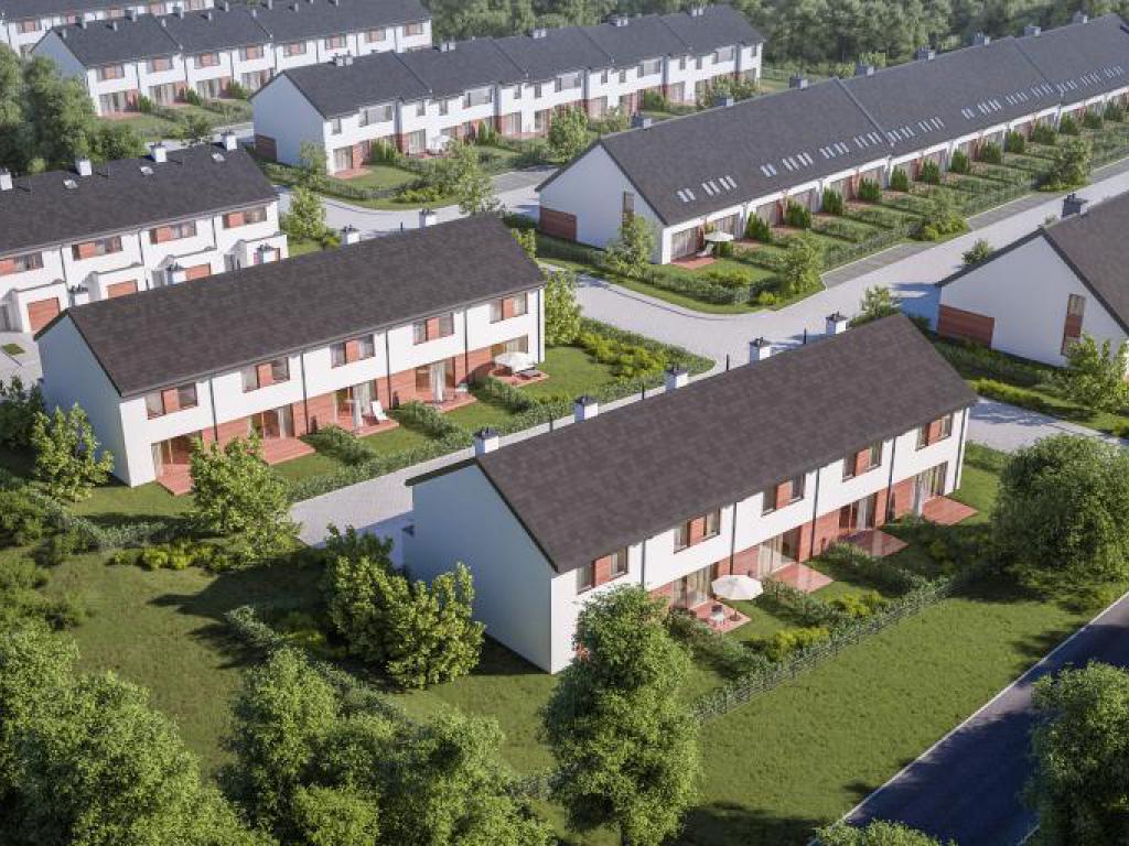 domy Osiedle Olchowa - domy