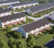 Osiedle Olchowa - domy - najlepsze nowe - Gdańsk