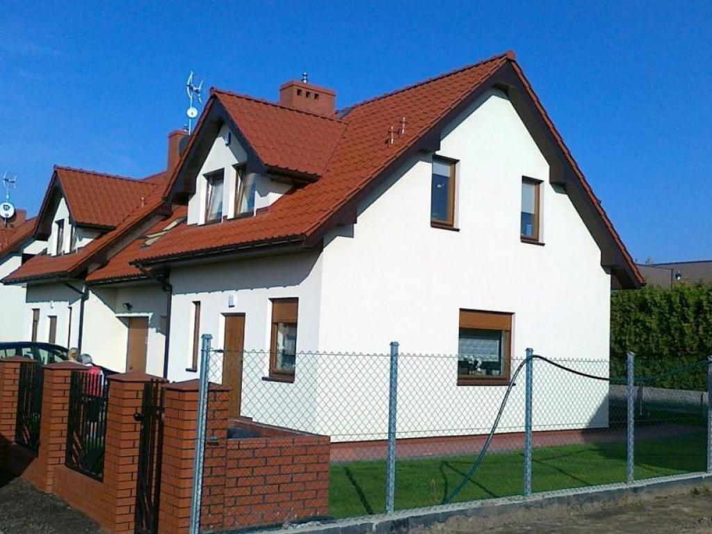 domy Osiedle domów Szczecin Wołczkowo