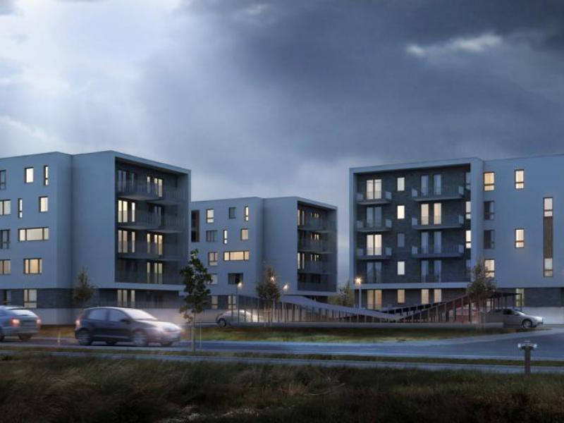 nowe mieszkania - Osiedle Botanik IV - fot.2