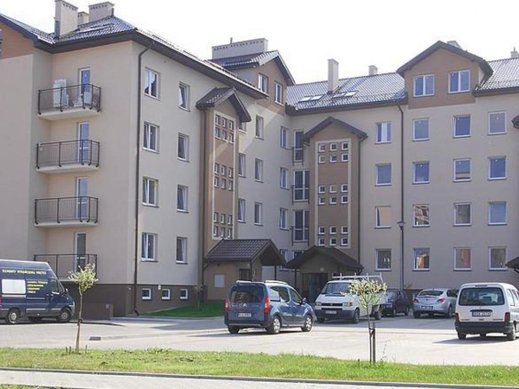 mieszkania Nowy Blok ul. Broniewskiego