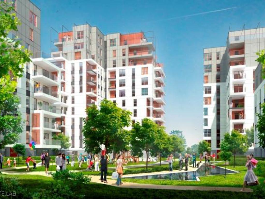 nowe mieszkania - lokale - Atrium Park D - fot.1