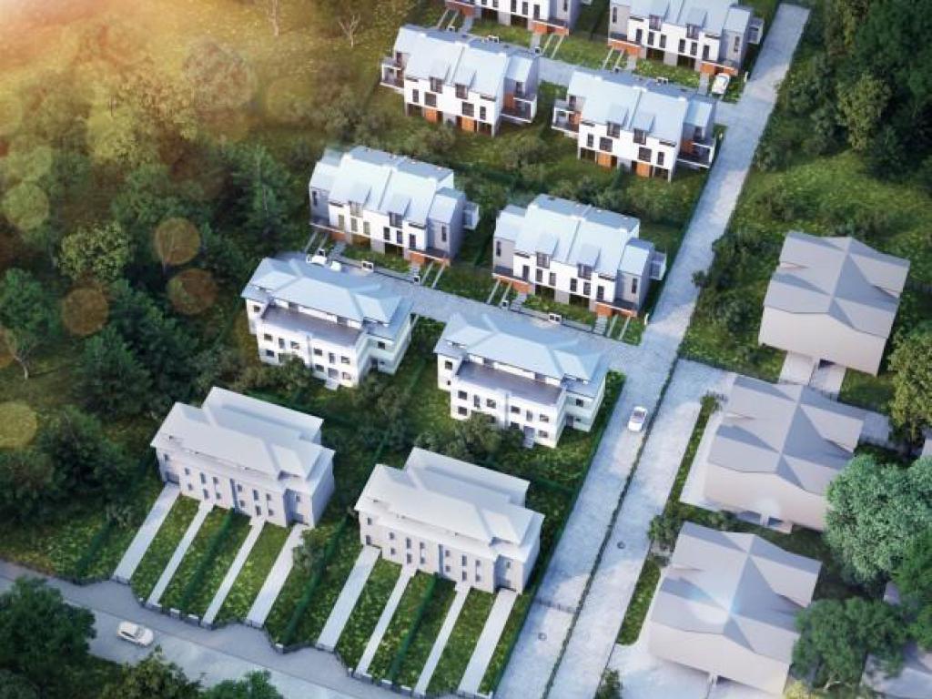 domy Kuropatwy Park