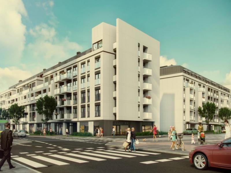 nowe mieszkania - lokale - Zajezdnia Poznań - fot.0