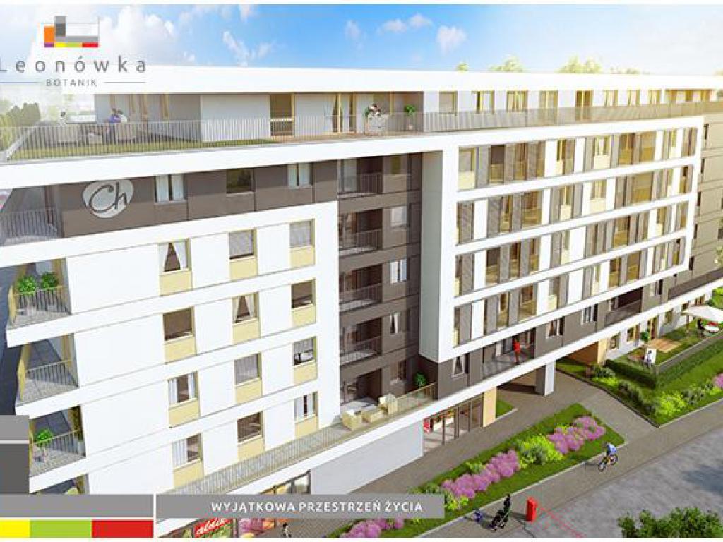 mieszkania Osiedle Leonówka Budynek 6