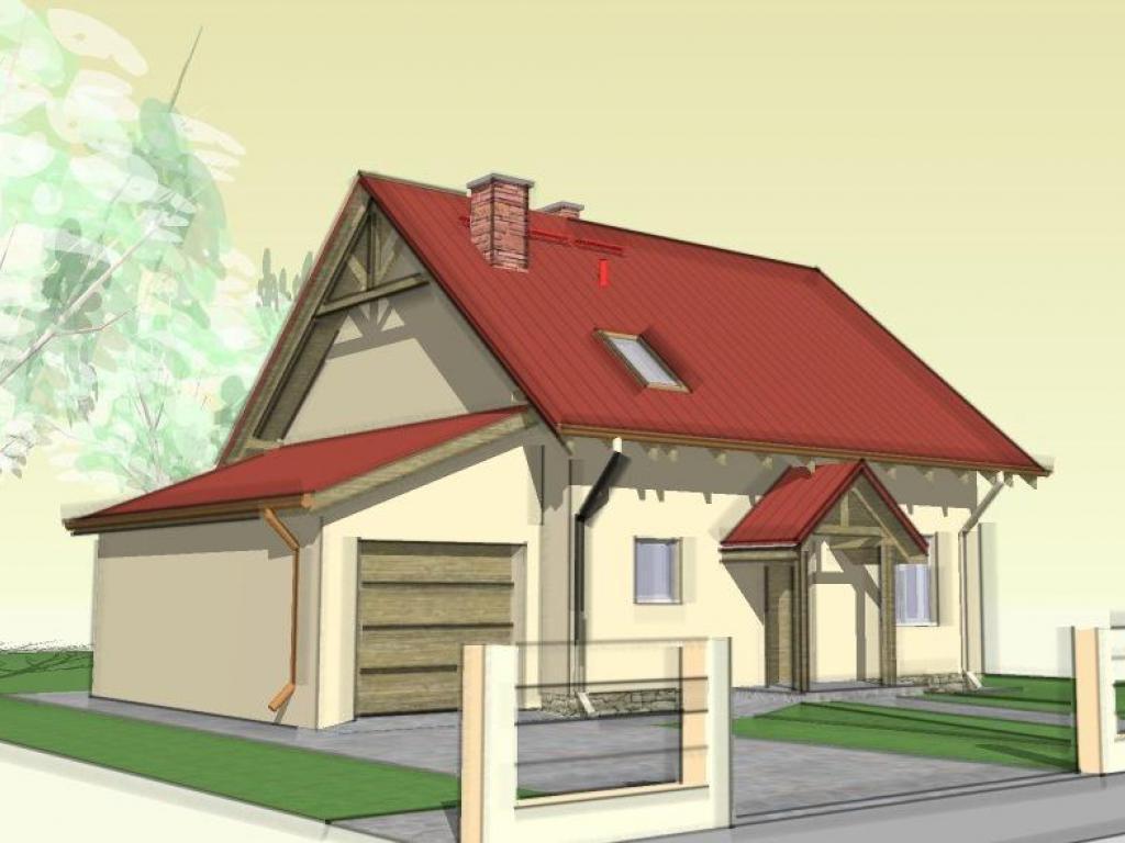 domy Domy na Czereśniowej