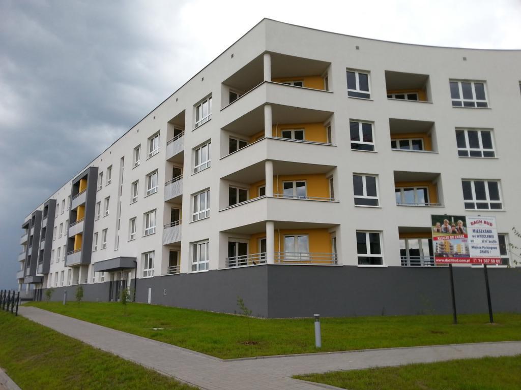 mieszkania Waniliowa