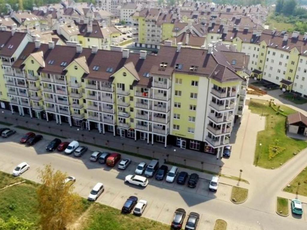 mieszkania Osiedle Europejskie (budynek nr 10)