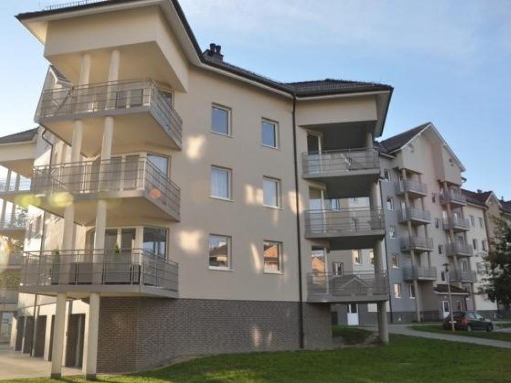 mieszkania Osiedle Europejskie (budynek nr 8)