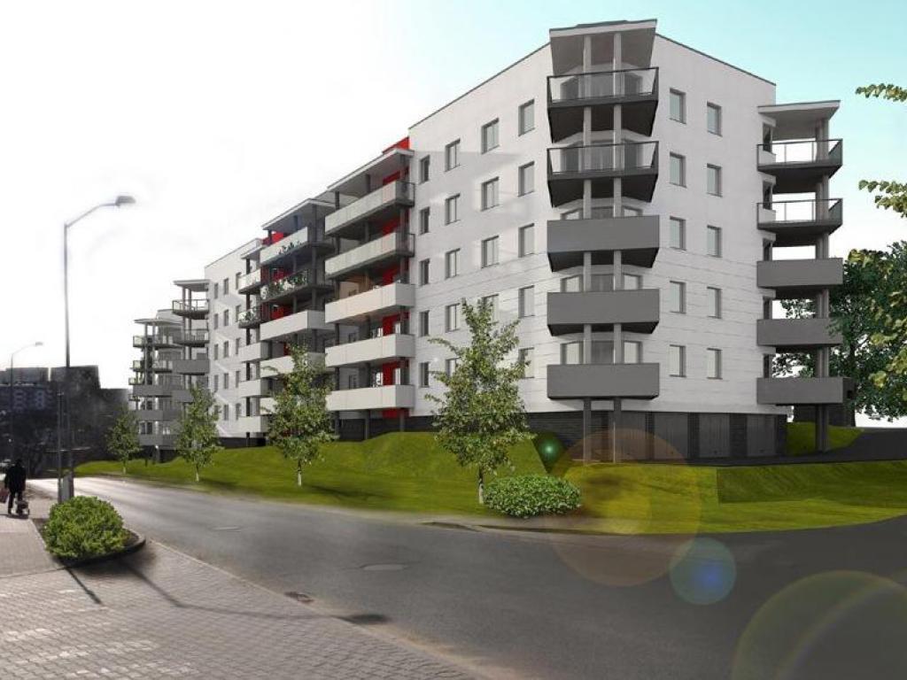 mieszkania ul. Kusocińskiego (budynek 4)