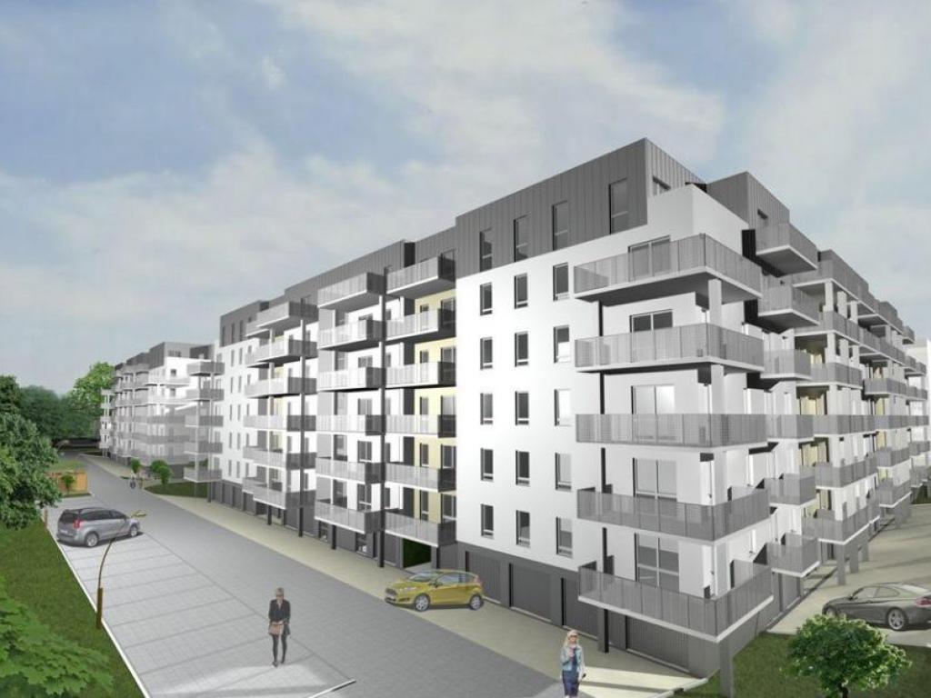 mieszkania Obywatelska - Etap B