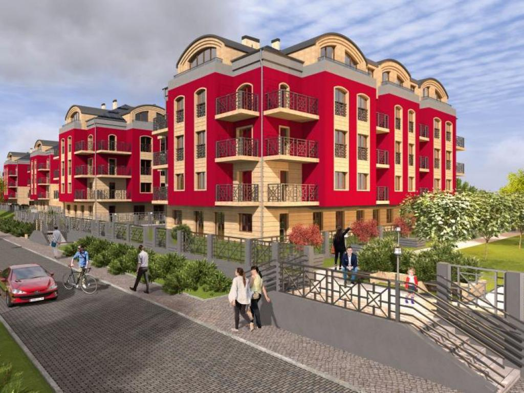 mieszkania Obornicka Premium