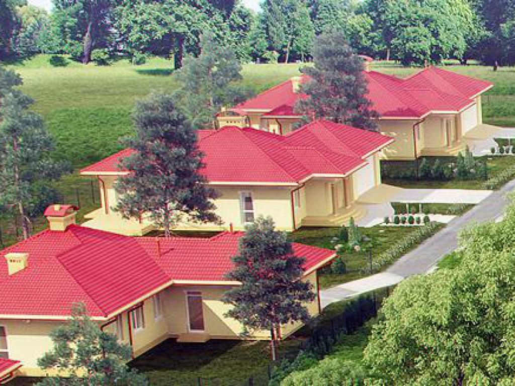 domy Pod Winnicami