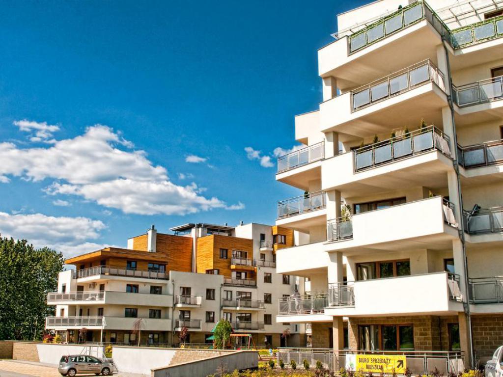mieszkania Modern Houses