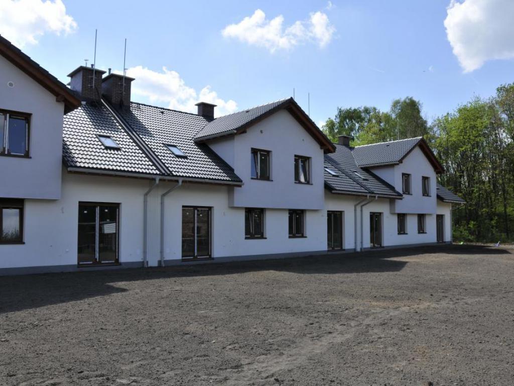 domy ul. Piłsudskiego