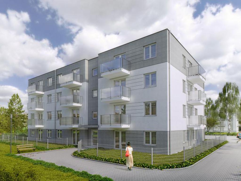 mieszkania Osiedle Nad Zalewem - ul. Makuszyńskiego 2d