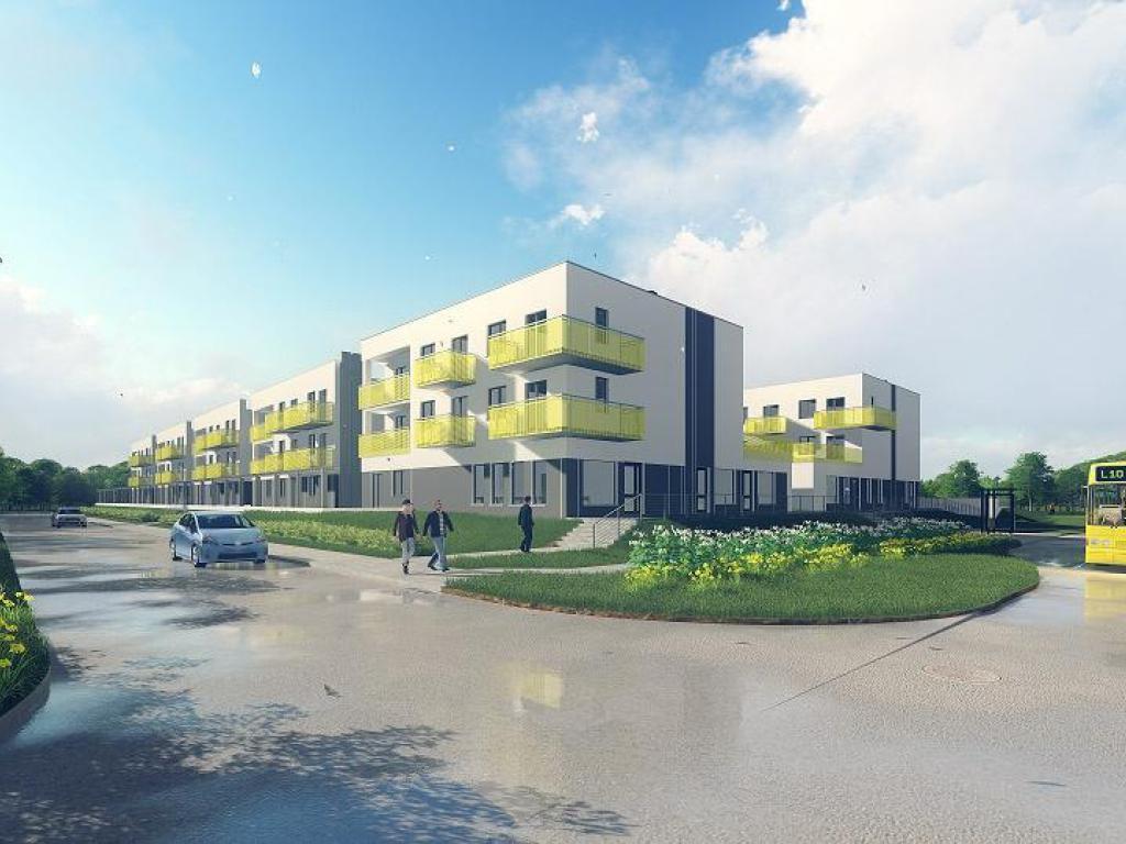mieszkania Osiedle Waniliowe