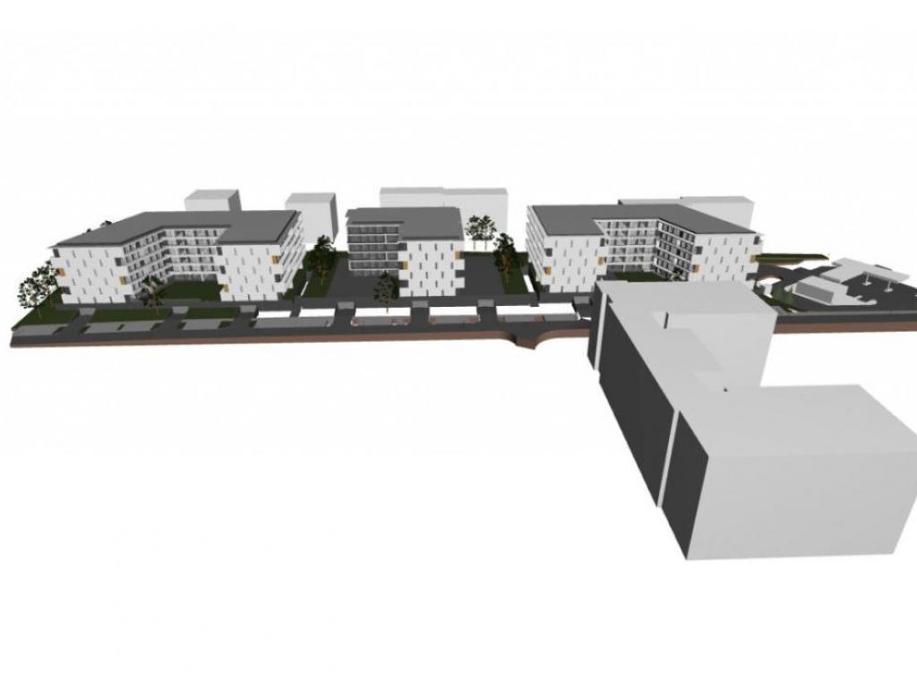 mieszkania Kompleks Zachodnia II etap, ul. Godlewskiego