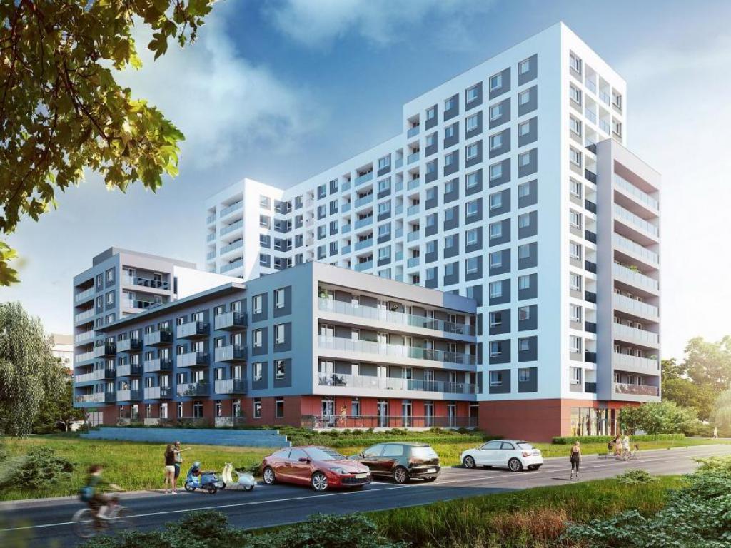 mieszkania Zielone Patio Pruszków